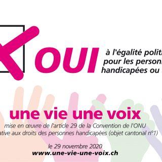Wahlkampfausschuss-Plakat