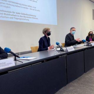 Medienpressekonferenz, Regierungsrat Zürich